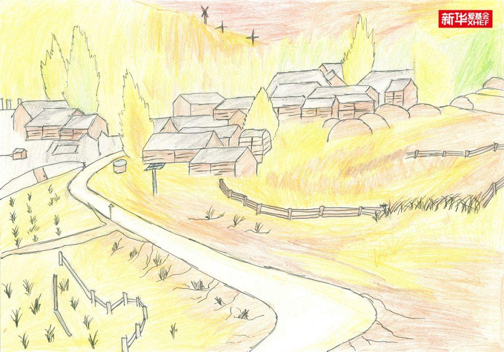 余波:小建筑家眼中的家乡